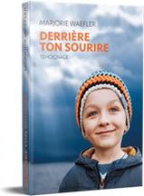 couverture livre Derriere ton sourire